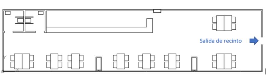 escenario 2 método comparativo simulación incendios