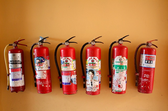 Medidas de protección contra incendios para empresas
