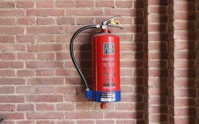 ¿Cómo hacer el mantenimiento de los extintores?