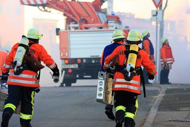 capas de seguridad contra incendios en edificaciones