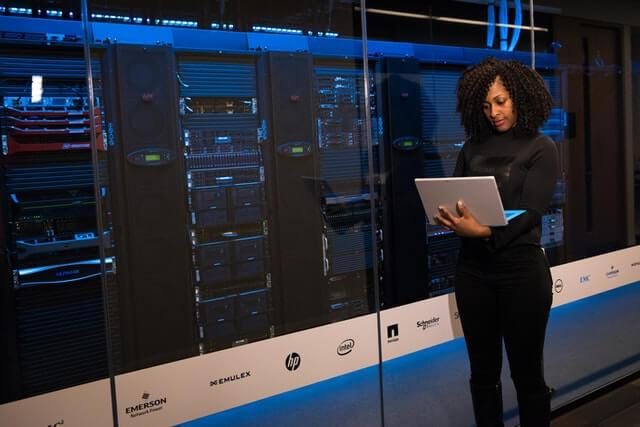 ¿Cómo proteger un centro de datos de un incendio?