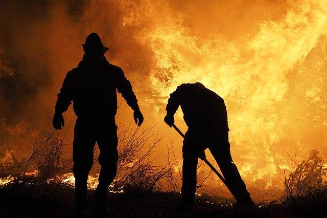 Diferencias entre incendios