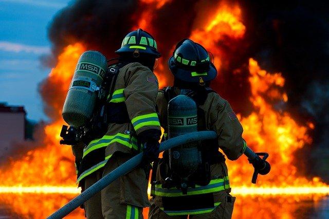 Tipos de fuego ¿Qué hacer en caso de incendio?
