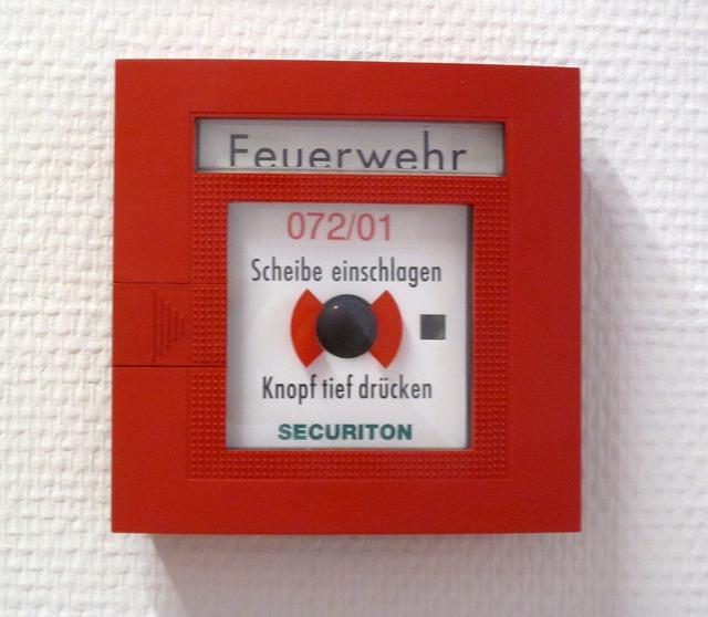 Sistemas de detección de fuego