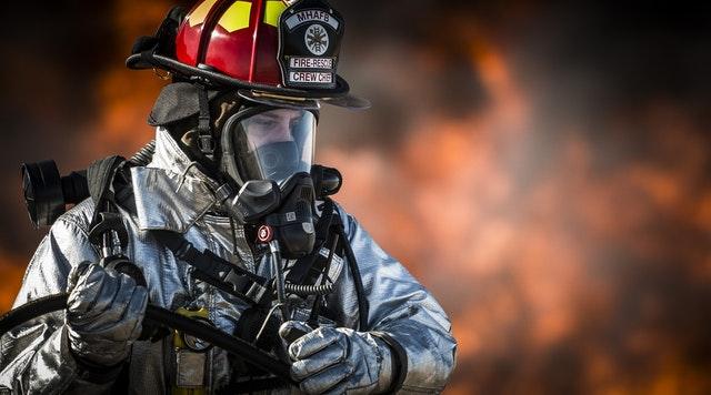 características de los rociadores contra fuego